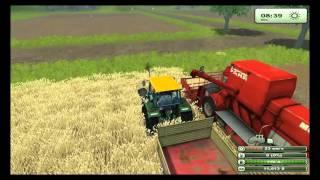 Repeat youtube video Farming Simulator 2013 - Первая ферма - Часть 1