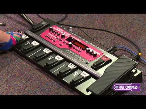 Boss RC-300 Loop Station Demo | Full Compass