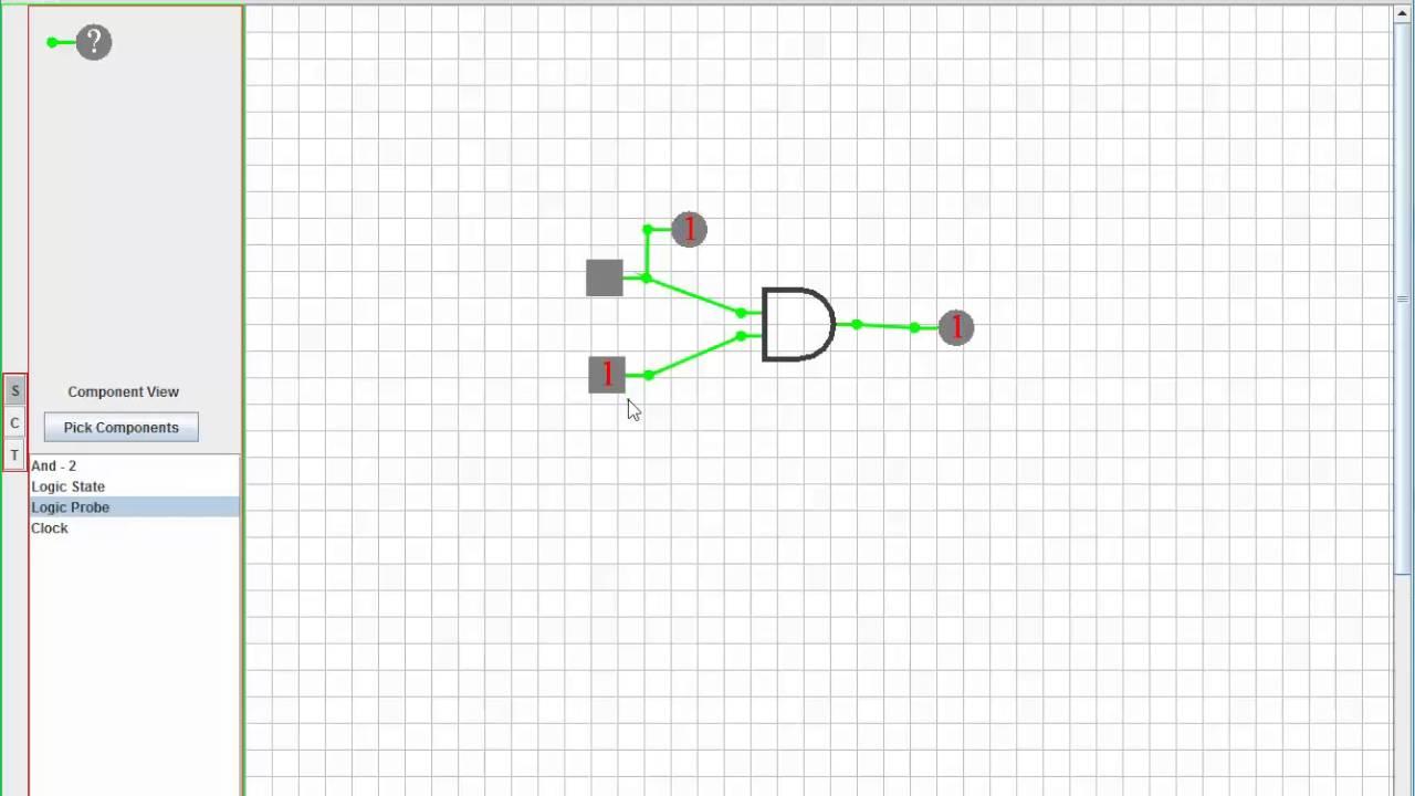 Digital Logic Circuit Simulator
