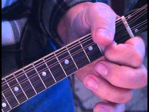 Galway Girl Mandolin Lead Lesson Youtube