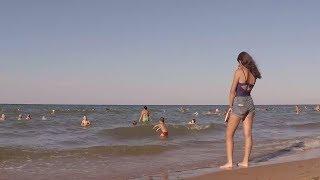 Отдых на море | Кучугуры 2018 | Краснодарский край | Гуляю по поселку