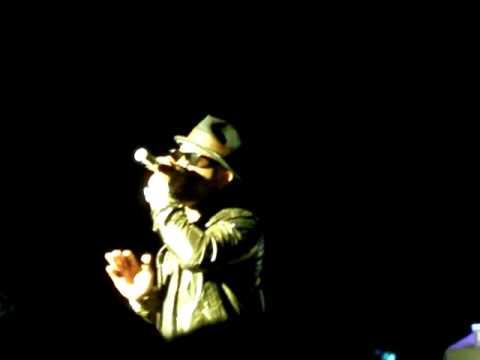 Pleasure P Pretty Ricky Medley Live @ Roxy myspace music Flo rida cd release party 040509