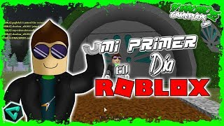 MY FIRST DAY IN ROBLOX!!! | PLAYING SLENDYTUBBIES MAPS D'MACARO 95