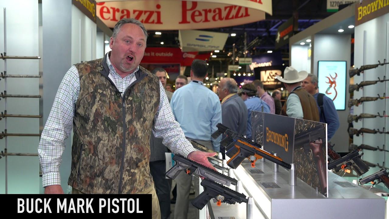 Buck Mark Pistols