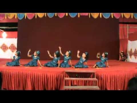 KaiKottuPenne temple dance
