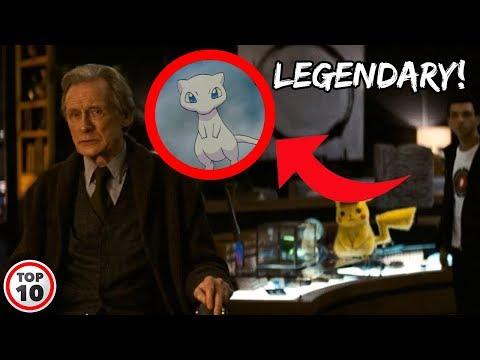 Detective Pikachu Legendary Pokemon You Missed!