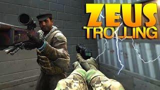 CS:GO - Zeus Trollin! #12