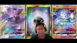 METAL Genesect GX VS FIRE Blacephalon GX Match, What Could Go Wrong?