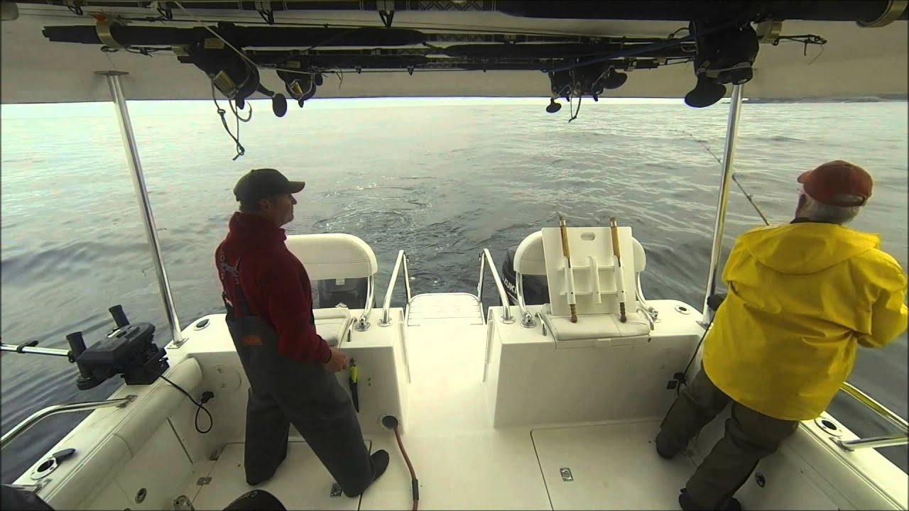 Alaska fishing at highliner lodge pelican ak youtube for Alaska out of state fishing license
