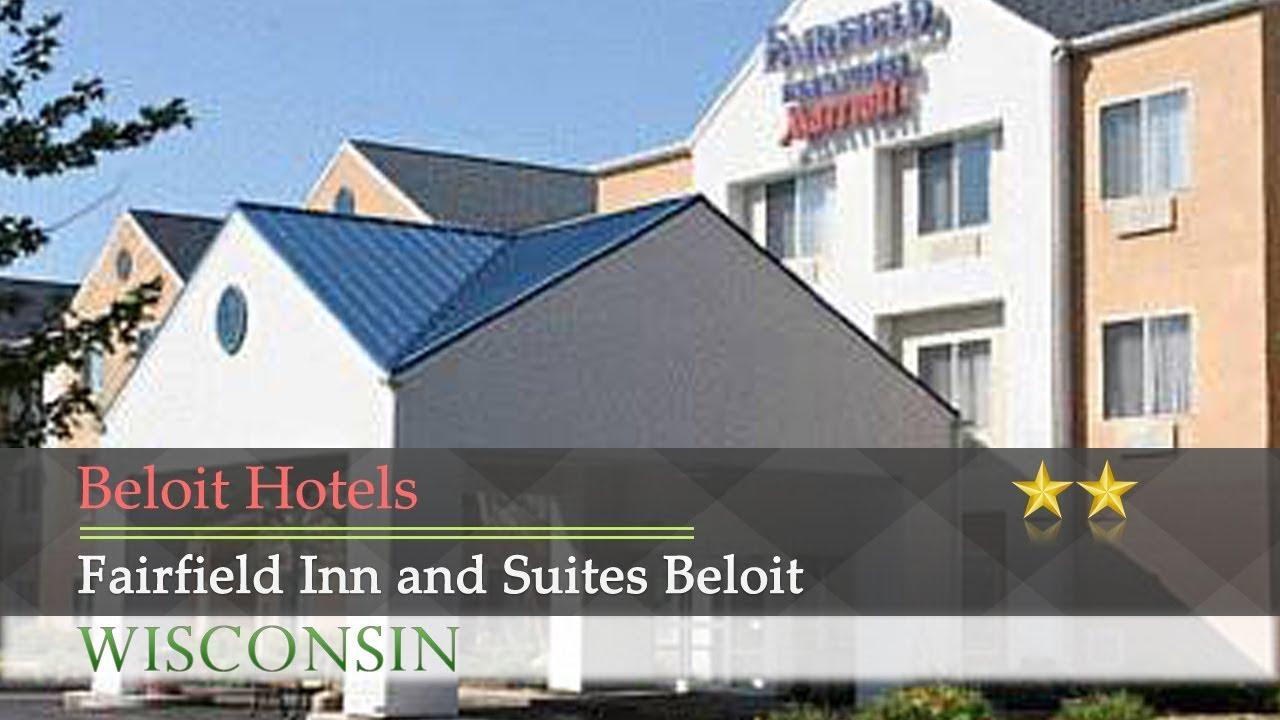 Fairfield Inn And Suites Beloit Hotels Wisconsin