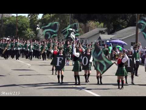 Foothills MS - Peacemaker - 2016 Chino Band Review