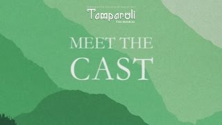 Meet the Cast of Portsmouth Malaysian Night 2015 - Tamparuli: The Musical!