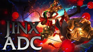 League of Legends | Firecracker Jinx ADC - Full Game Commentary