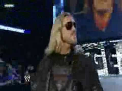 Tony Chimel Voice Cracks While Introducing Edge lol