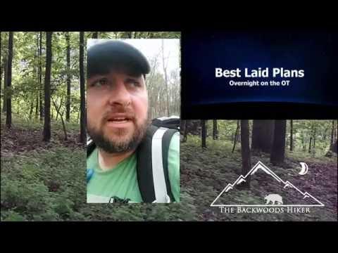 Best Laid Plans - Overnight on the Ozark Trail