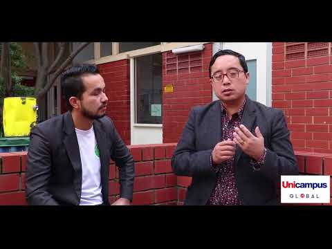 Adelaide Talk With Narayan Kaji Gurung and Santosh Adhikari {Episode 03}