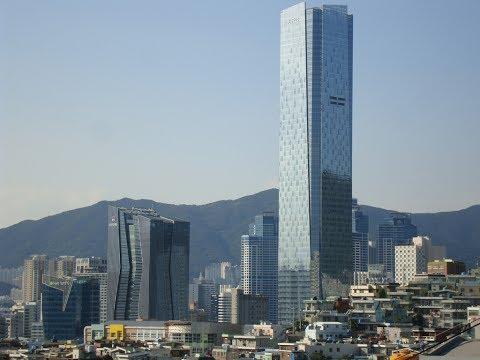 Top 10 Tallest Buildings In Busan South Korea 2018/Top 10 Rascacielos Más Altos De Busan