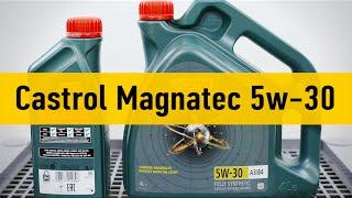 Castrol Magnatec A3/B4 5w-30 - видеообзор от автосервиса Oiler