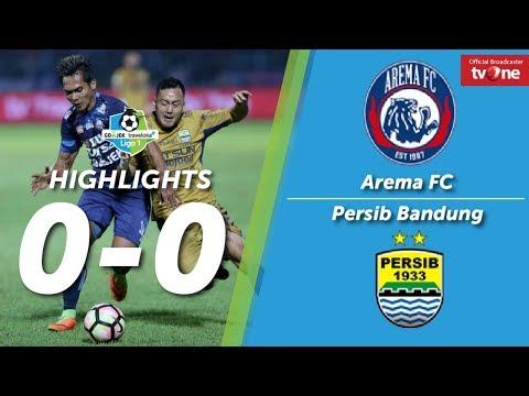 Arema FC vs Persib Bandung: 0-0 Highlights