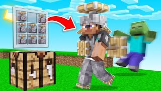 Minecraft BUT You Can Make ARMOR Out Of EVERYTHING! (super strong)