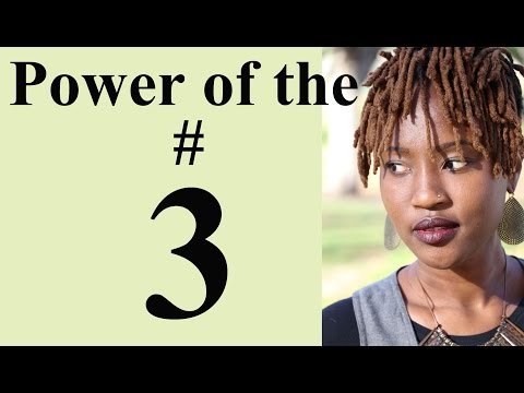 Numerology: Power of the number 3 (Soul In Vibration)