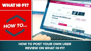 how to post your own user review on what hi fi