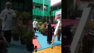 Video Sholeh Pati datang ke smk syekh yusuf melukis tanpa melihat download MP3, 3GP, MP4, WEBM, AVI, FLV November 2018