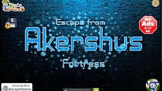 Escape From Akershus Fortress  EightGames walkthrough..