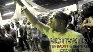 "Up Psi Ques & The BADST at ""Movtivation"""