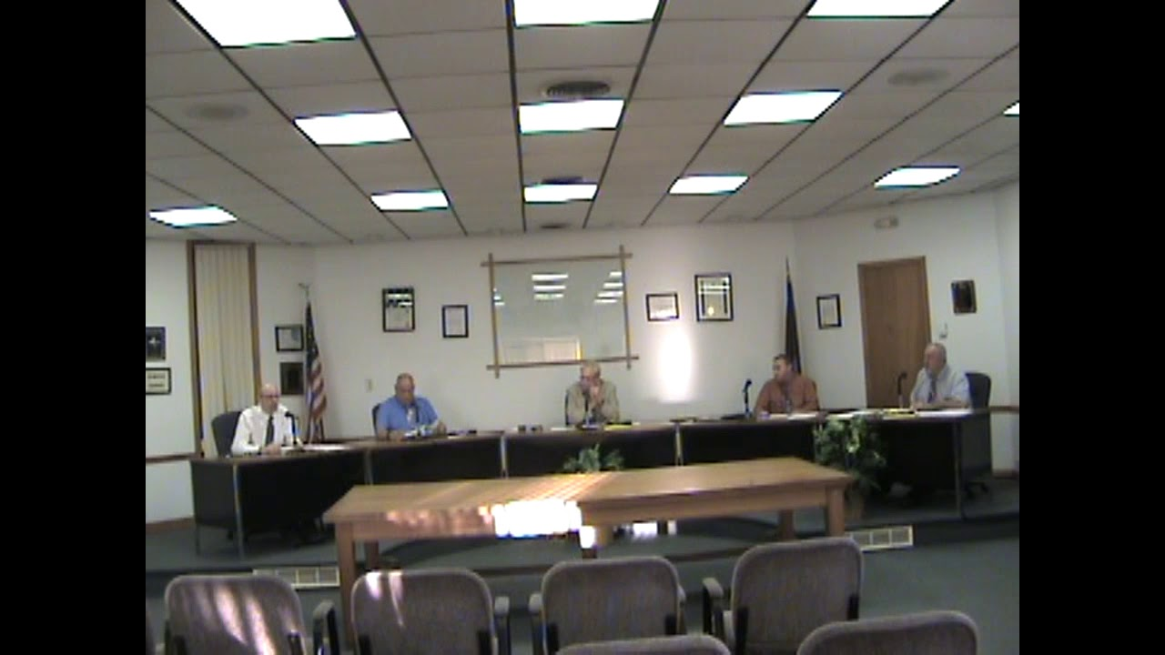 Rouses Point Village Board Meeting  5-7-18