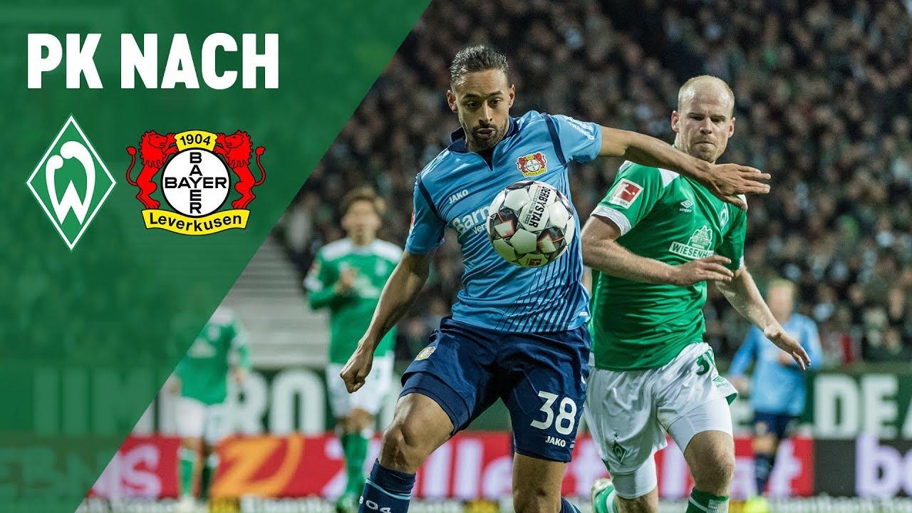 Werder Bremen Bayer Leverkusen