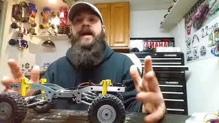 Update on my 1/16 WPL RC Crawler