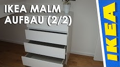 Ikea MALM Aufbau (2/2)