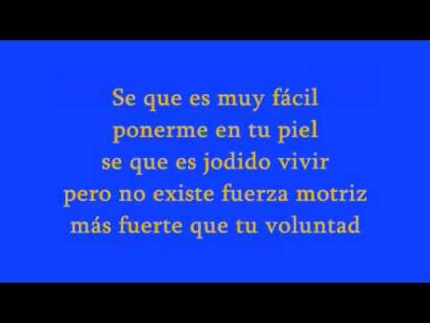 Deja de Llorar (y vuelvete a levantar)-Mägo de Oz (con lyrics-letra)