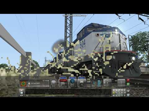 TRAIN SIMULATOR 2020 |