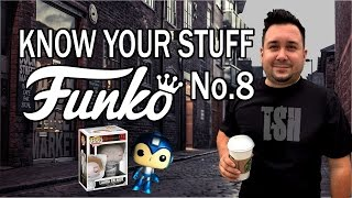 Know Your Stuff Funko Pop! and How Much is some worth?