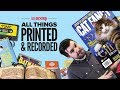 All Things Printed and Recorded: Readers Flip for Magazines