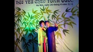 Hát Chèo .Nhớ ơn Thầy Cô .S.L :Nguyễn Sỹ Sang. T.B An Nguyen