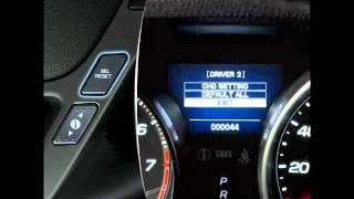 2011 & 2010 Acura MDX Personalized Settings Tutorial