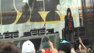 Grieves and Budo On The Rocks live @ Soundset 2011 HD QUALITY