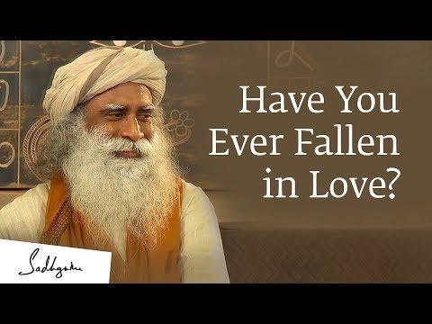 Have You Ever Fallen in Love? - Sadhguru Mp3