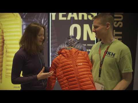 ISPO 2018 - Rab - Microlight jacket