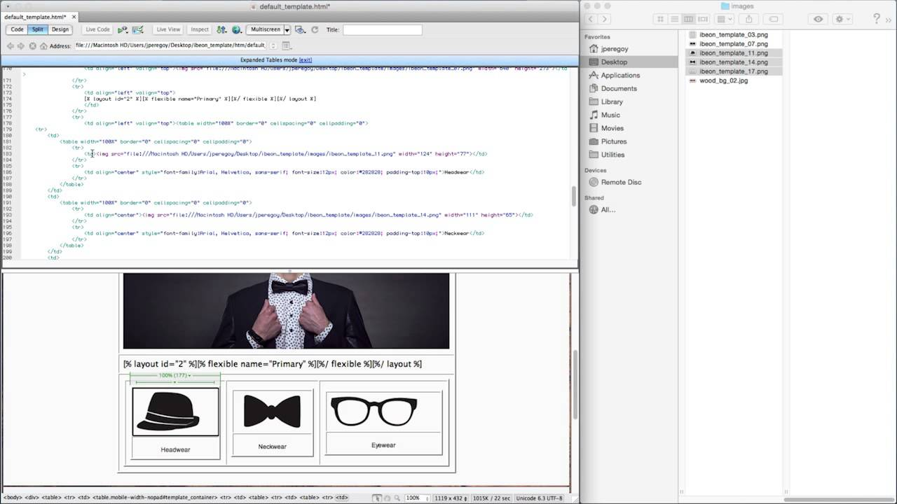Email Template Tutorial (3 of 5): How To Install Content - YouTube