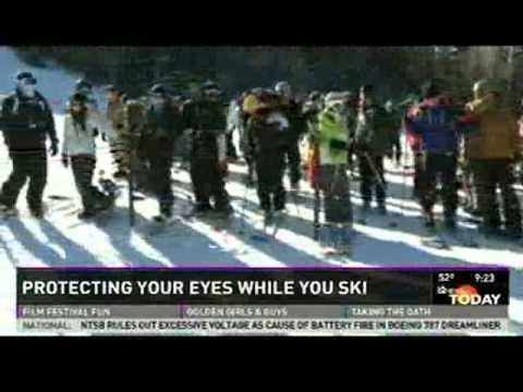Protecting Your Eyes from Winter Sun