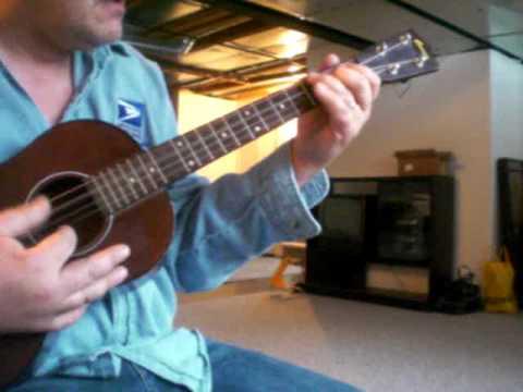 Oh Babe, What Would You Say / Bogdon Vasquaf rockin the uke