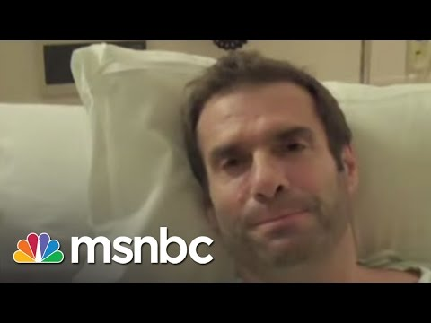 How Obamacare Saved Jerry Penacoli's Life | msnbc