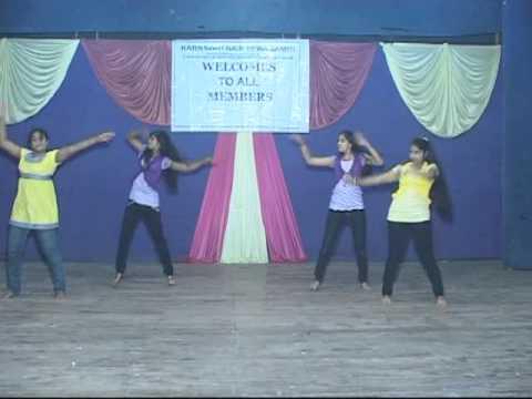 Fusion (Malayalam + Hindi + Tamil Song) Dance