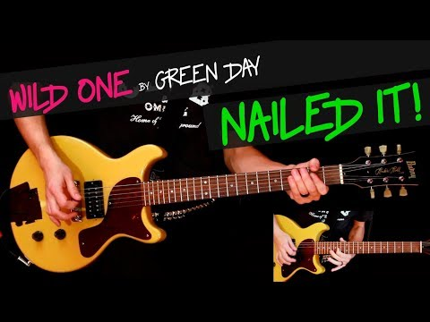 Wild One - Green Day cover (exactly like the band plays)