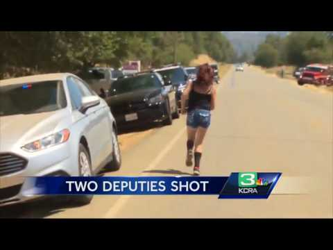 Suspect killed, deputies injured in shootout in Yuba County home