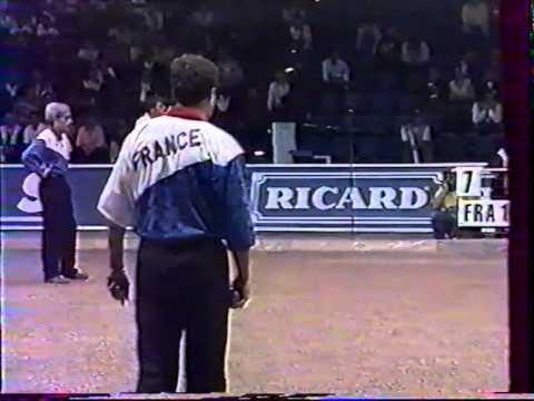 Championnat du monde de p tanque 1996 allemagne youtube for Championnat du monde de boules carrees